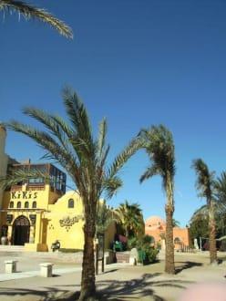 Marktplatz? - Ausflug nach El Gouna