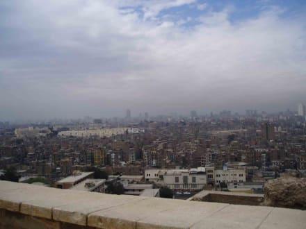 Blick von der Zitadelle - Zitadelle