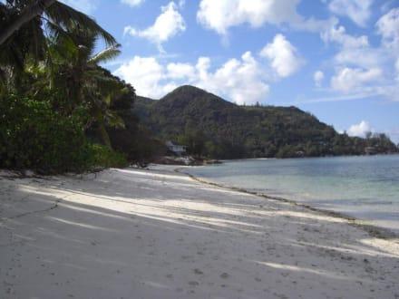 Anse La Blague - Bucht La Blague