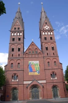Domkirche St. Marien in St. Georg - Domkirche St. Marien