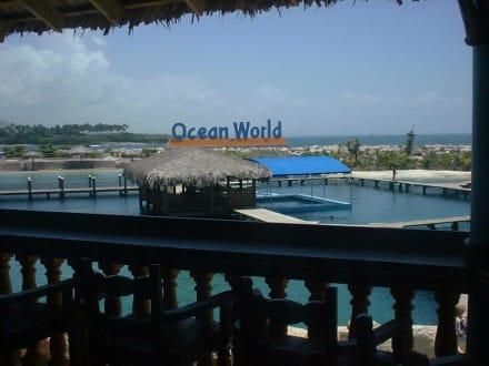 Das Logo des Park - Ocean World