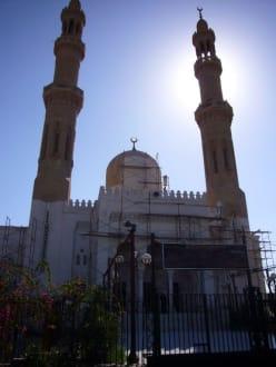 Die Moschee - Stadtrundgang Hurghada