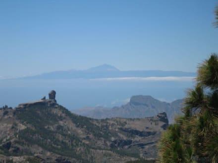 Auf dem Dach Gran Canarias - Roque Nublo und Roque Fraile