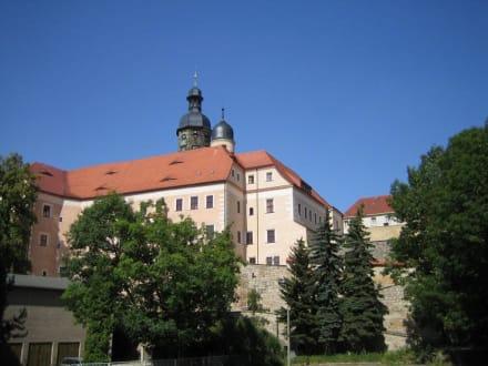 Dippoldeswalde Schloss - Schloss Dippoldiswalde