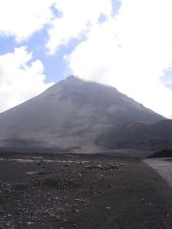 Vulkan Pico Fogo - Pico Fogo