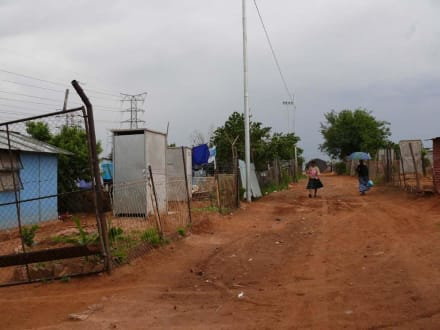 Slums in Soweto - Soweto