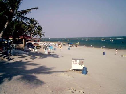 Strand von Praia do Francés - Strände Maceio
