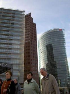 Potsdamer Platz - Bahntower (DB-Gebäude)