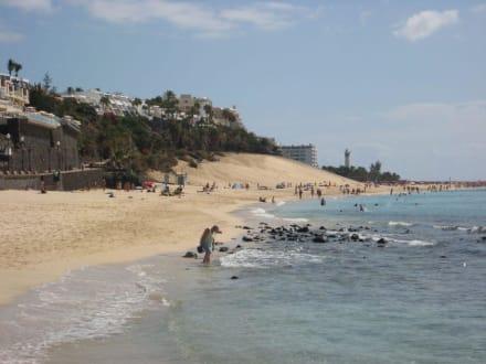 Strand von Morro Jable - Strand Morro Jable