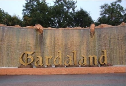 Gardalandbrunnen - Gardaland