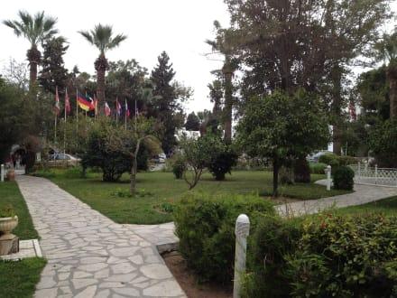 Außenansicht - Hotel Les Orangers Beach Resort