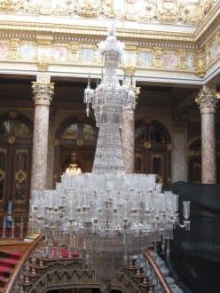 Kristallkronleuchter - Dolmabahce Palast