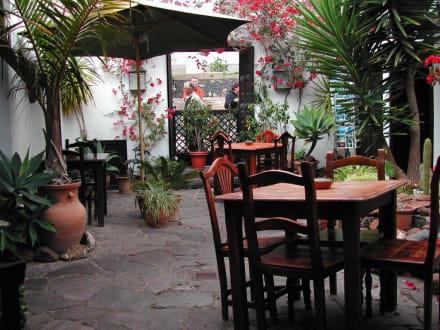 Betancuria - Cafe Santa Maria