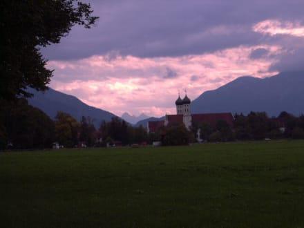 Kloster Benediktbeuern - Kloster Benediktbeuern
