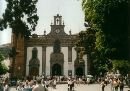 Die Kirche in Teror - Basílica Nuestra Señora del Pino