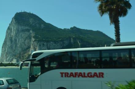 Berg/Vulkan/Gebirge - Affenfelsen und St. Michael's Cave