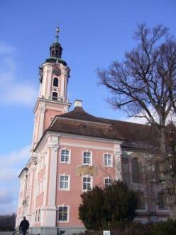 Klosterkirche Birnau - Wallfahrtskirche Birnau Uhldingen