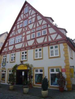 Das Ulmer Spatzenlädle - Fischerviertel
