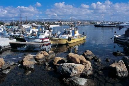 Der Hafen - Hafen Paphos