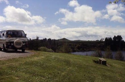 Der Thermoland Explorer Bus - Rainbow & Fairy Springs