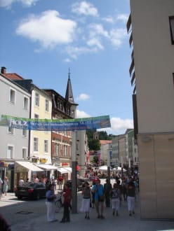 Altstadttrubel in Passau - Altstadt Passau