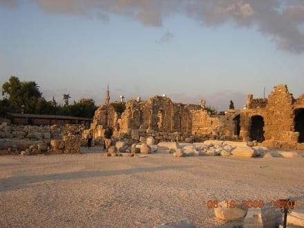 Ruinen in Side - Ruinen Side