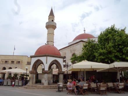 Miasto - Stare Miasto Kos
