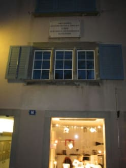 Sonstige Gebäude - Altstadt Zürich