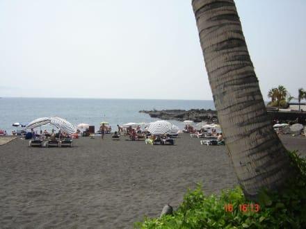der Strand - Strand Playa de la Arena