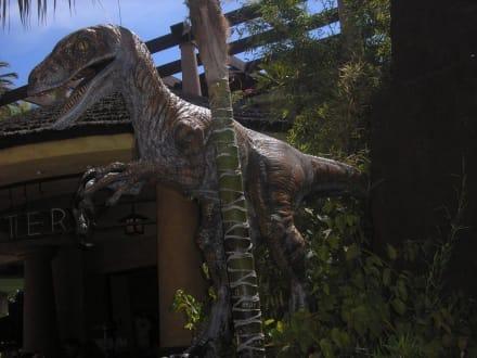 Jurassic Park - Universal Studios