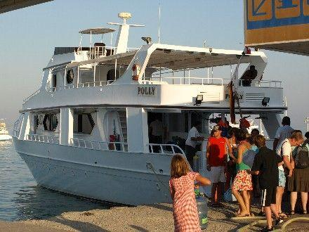 Unsere Boot (Jacht) - Bakadi Dreams  (Bakadi-Tours)