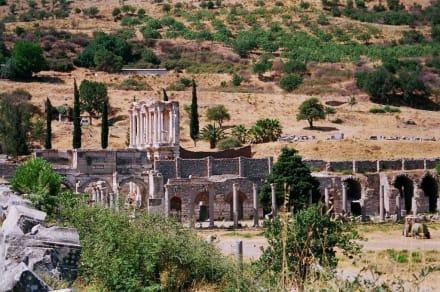 Burg/Palast/Schloss/Ruine - Antikes Ephesus