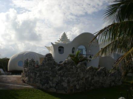 """Schnecken Haus"" auf Isla Mujeres - Isla de Mujeres"