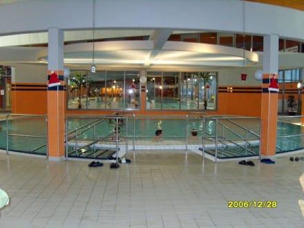 Thermalsole - Hallenbad! - Dithmarscher Wasserwelt