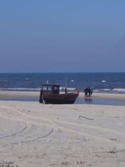 Einöde - Strand Ahlbeck