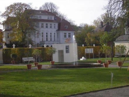 Kleiner Schloßpark - Gohliser Schlößchen