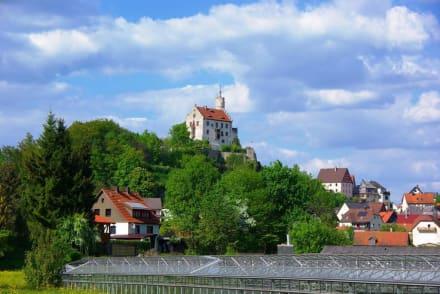 Die Burg - Burg Gößweinstein