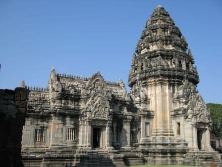Tempelanlage von Phimai - Tempelanlage von Phimai