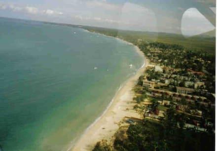 Der Strand von Negril - Strand Negril