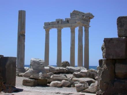 Apollo - Tempel in Side - Apollon Tempel