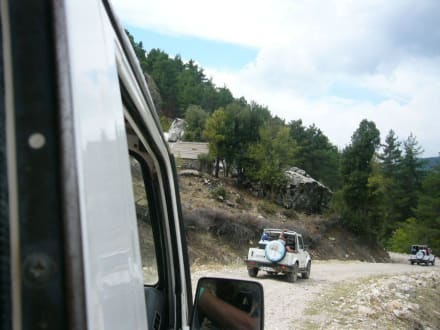 Jeep Safari durch das Taurus-Gebirge - Jeep Safari Taurusgebirge