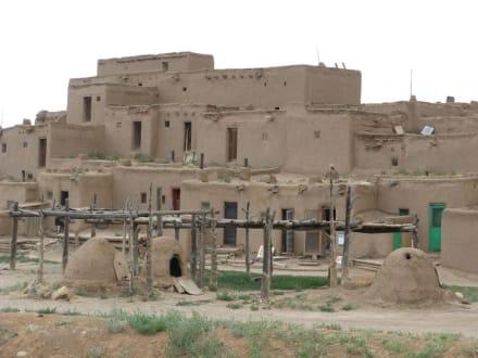 Taos Pueblo - Taos Pueblo