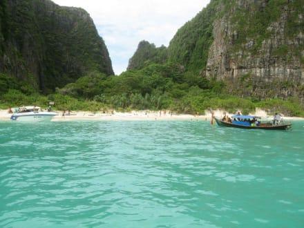 The Beach - Maya Bay - Maya Bay / The Beach
