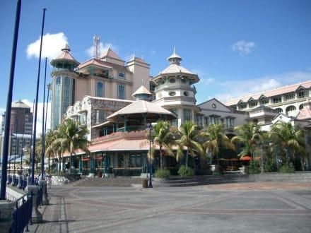 Teilbereich des Caudan Waterfrontkomplexes - Caudan Waterfront Shopping Center