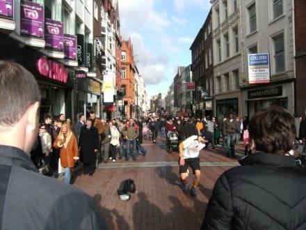 Stadt/Ort - Altstadt Dublin