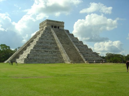 Pyramide - Ruine Chichén Itzá