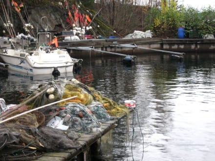 Klangahamn - Klangahamn Fischräucherei