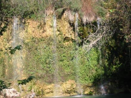 Antalya - Oberer Düden Wasserfall