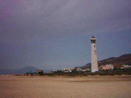 Faro - Leuchtturm Jandia - Leuchtturm Morro Jable