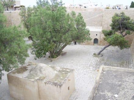 Die Kasbah von Innen - Medina